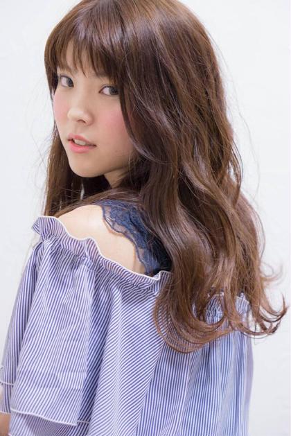 マーメイドヘア 美容室sabrina所属・佐藤康太のスタイル