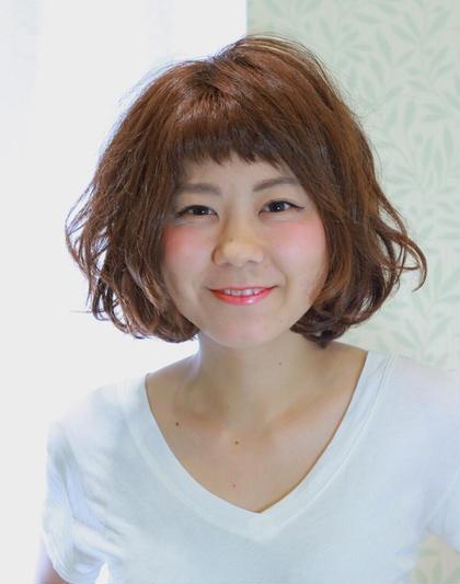 Fleu(r)学芸大学店所属・山口佳祐のスタイル