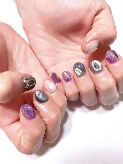 【minimo限定価格】オフあり/90分アートデザイン放題コースhand nail(🌟持ち込みデザイン可◎)