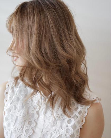 【🌈ブリーチなしで魅せる❗️🧚♀️】外人風透明感カラー+髪の美容整形トリートメント✨