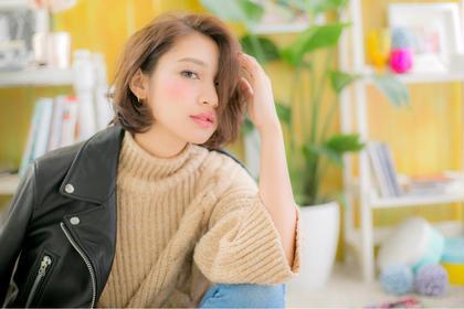 【プチプラNo. 1‼️】低ダメージフルカラー & 集中ケアトリートメント¥3500