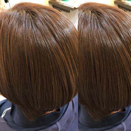 HAIR DESIGN chambord所属・菰田真希のスタイル