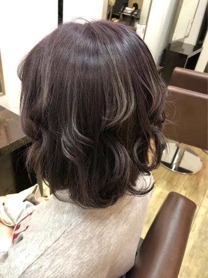 サイズカラーフリップ所属の並木起奈子のヘアカタログ