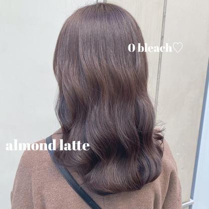 🌼10月特別価格🌼 透明感モテカラー+髪質改善トリートメント🤎🤍🤎
