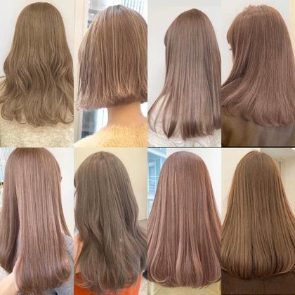 💖1日3名限定💖早い者勝ち!前髪カット+ブリーチ+カラー&キューティクル補修トリートメント✨