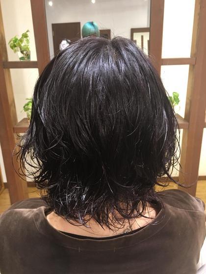 うるつやヴァイオレットブラック☆ pizzicatopatio所属・pizzicatopatio亀井のスタイル