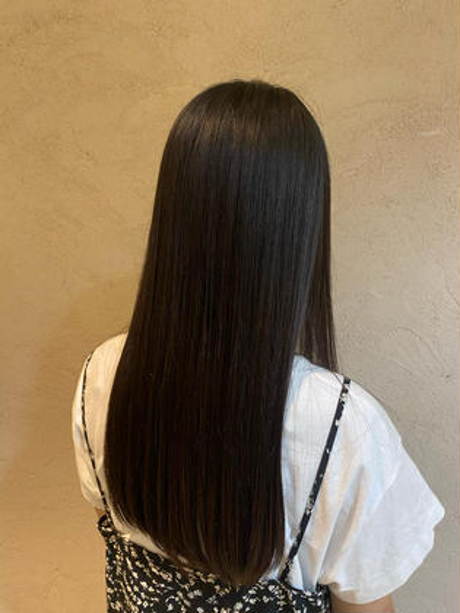 【夏のダメージ改善】髪質改善ケア