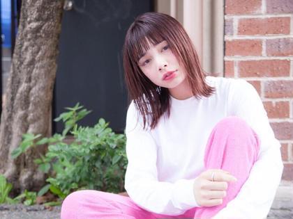 ⭐️カット+ストレート【高級トリートメント無料】
