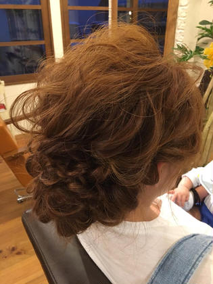 Hair&Make CheriCherie所属・井上真利のスタイル