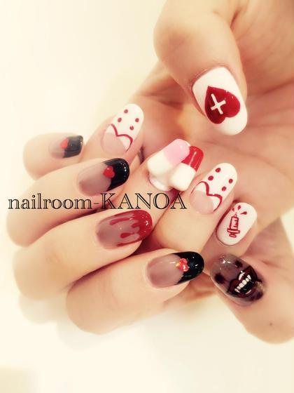 ハロウィンネイル nailroom KANOA所属・nailroom-KANOAのフォト
