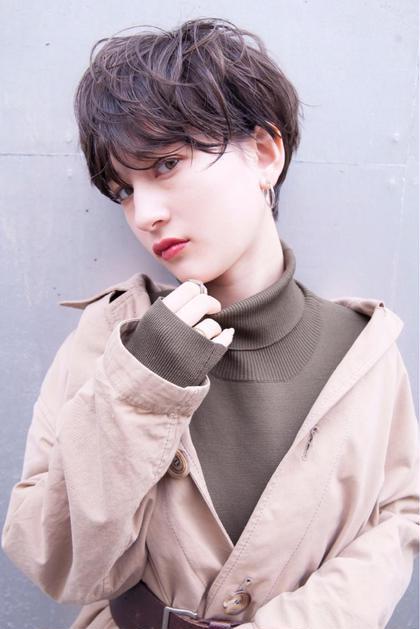 【超大人気】小顔似合わせ前髪カット&最旬コテ巻きスタイリング