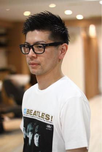 fade  style amani  en所属・TANAKAWATARUのスタイル
