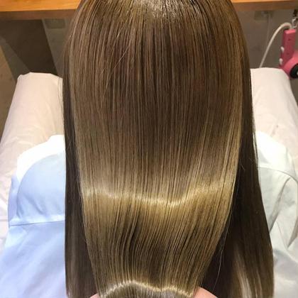 ✨ツヤ髪✨ ハイトーンツヤ髪