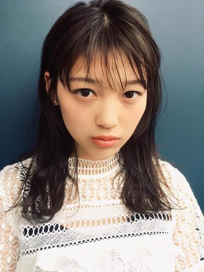 艶髪✨カット & 髪質改善ストレート(ロング料金+500円〜1,500円有り)