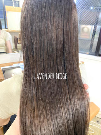 ✨今までにない感動質感✨髪質改善ダイナプレックス+艶カラー+FLOWDIAトリートメント