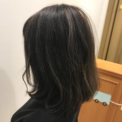 ☆外国人風 グレージュ☆  ハイライト L.C.E阪急十三所属・辰己大介のスタイル