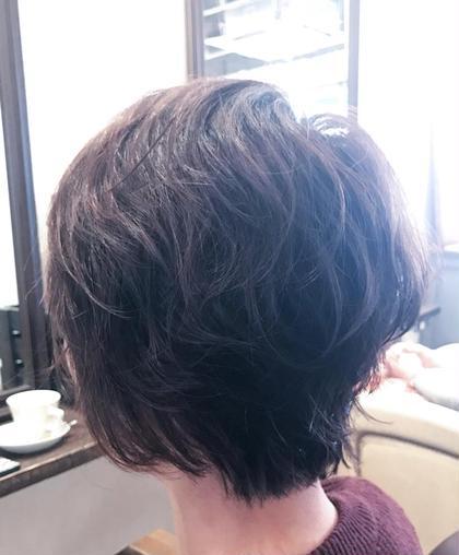 ⭐️【pickup】新規カット+パーマ+炭酸泉+生トリートメント⭐️