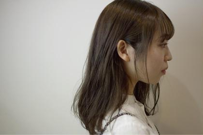 【平日限定】艶カラー+トリートメント ¥4800💎💎