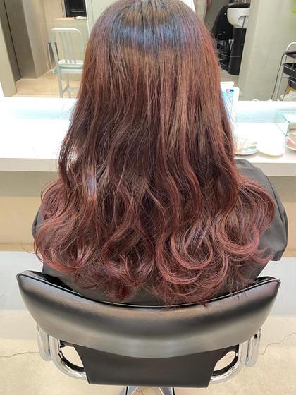【髪が明るい方や茶髪の方は必見◎】🍊ティントバーカラー🍓高発色のカラーを試してみませんか??
