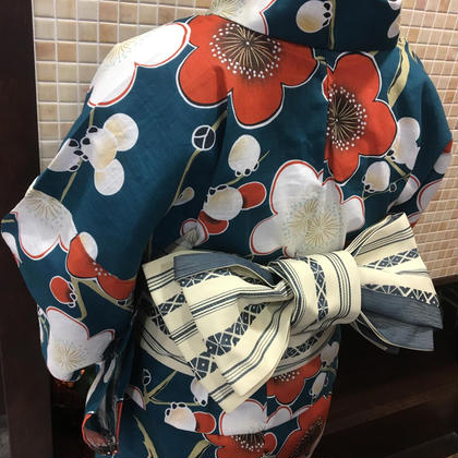 【❣️特別な人といく花火大会は…❣️】浴衣着付け+ヘアセット