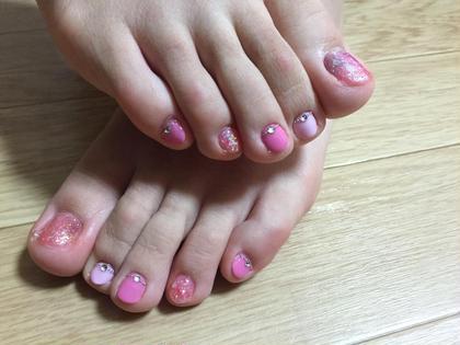 #ピンクネイル Nail Salon Tiary所属・舘真由香のフォト