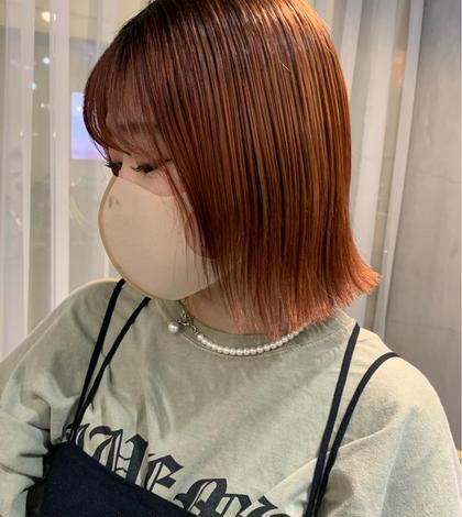 【お得クーポン🎀】似合わせカット+髪質改善トリートメント💕(肩マッサージ付き!!)