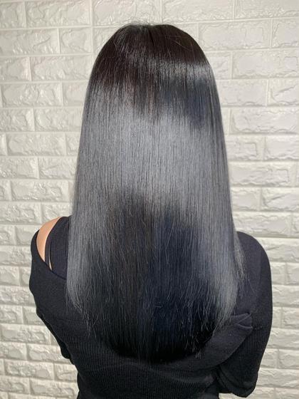 美髪ヘアエステ💙髪質改善『サイエンスアクア』&コラーゲン