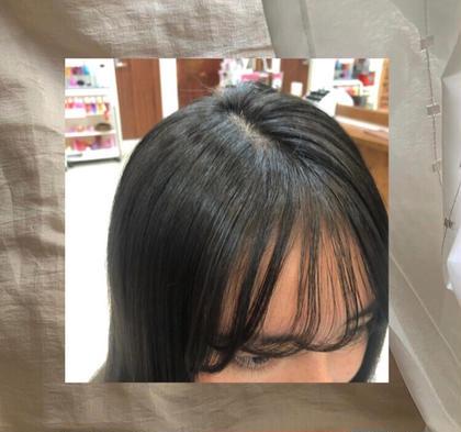 🍋似合わせ前髪カット