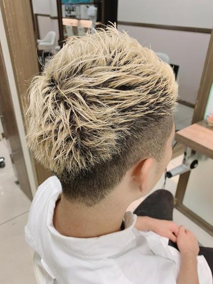 🌈男性限定✨似合わせカット&頭皮環境の改善を目指す🍀トニックヘッドスパ✨