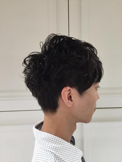 メンズカット&パーマ☆ neolive caff所属・千葉直哉のスタイル