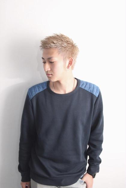 HAIR&SPACE 7Bridge所属・宮崎直弥のスタイル