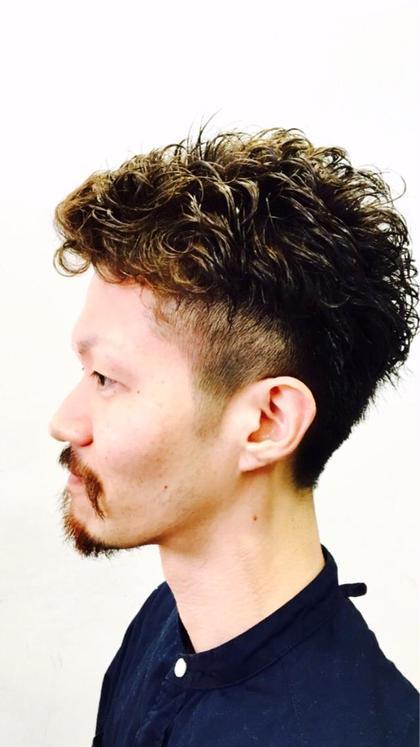 【minimo】メンズカット+眉カット【平日限定】