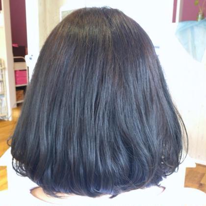 HAIR LOUNGE Prim所属・工藤 萌香のスタイル