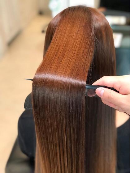 【何回でもOK】業界でこの料金はありえない⚡️1度は体験してほしいからミニモ限定破格💥髪質改善、酸熱トリートメント👀