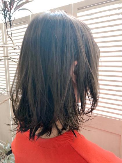 【新規限定】カット+カラー+トリートメント
