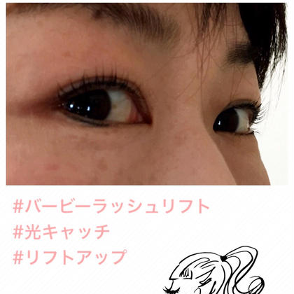 アンベリールまつげエクステ専門店所属の林田薫のマツエクデザイン