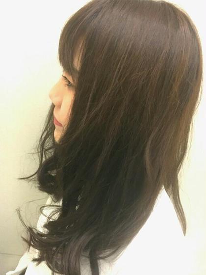 フェミニンなゆるふわスタイルです(*^^*) アトリエファム五日市店所属・吉川侑希のスタイル