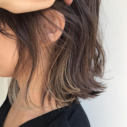 e56777e4c39 2019年夏】人気のハイライトのヘアカラー・髪色カタログ |minimo(ミニモ)