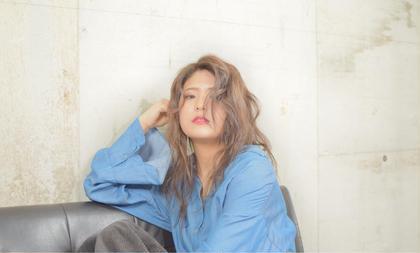 hair&make  earth所属・國井慎平のスタイル