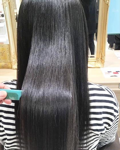 ⭐️🌈4月限定🌈⭐️縮毛矯正でダメージしたくない方にオススメ🙆プレミアム縮毛矯正+CMCトリートメント