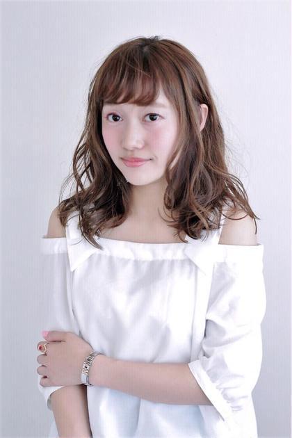 イルミナカラー+イルミナCCヴェールトリートメント→6000円円     前髪カット付き