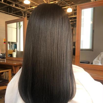 天使のツヤ髪質改善縮毛矯正👼💖ハイダメージ毛、ブリーチ毛にも👌🆗第2の人生始まります🌈✨