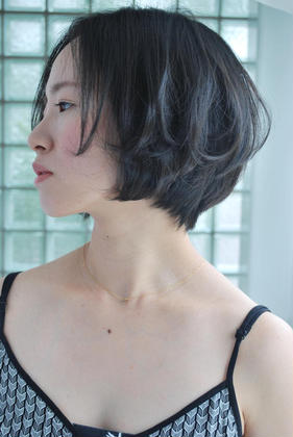 trico hair所属・加藤友幸のスタイル