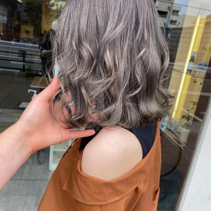 💖2.3月限定💖カット➕全体カラー【頭皮のマッサージ+キューティクル補修トリートメント付】