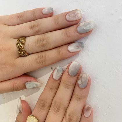 🤍1番人気!パラジェル nail artやり放題
