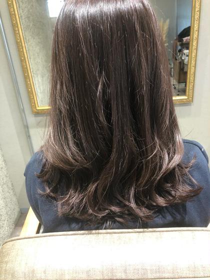 ⭕️カット➕髪質改善12種類カスタマイズトリートメント無料付き