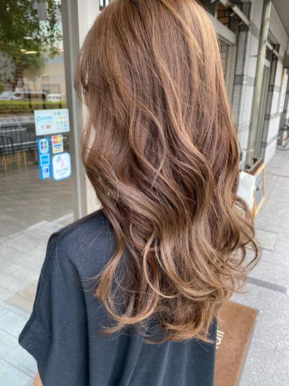 ✨新生活応援✨『spring color』クーポン🌸春カラー+リペアトリートメント¥7000