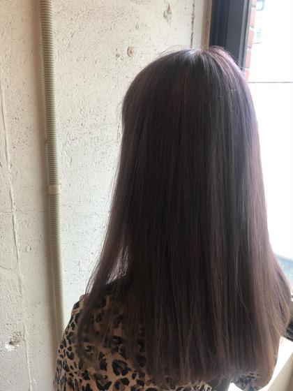 前髪カット+TOKIOトリートメント
