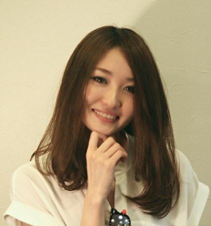 大人可愛いナチュラルロングノームコア☆ THETA 所属・yoshida ☆のスタイル