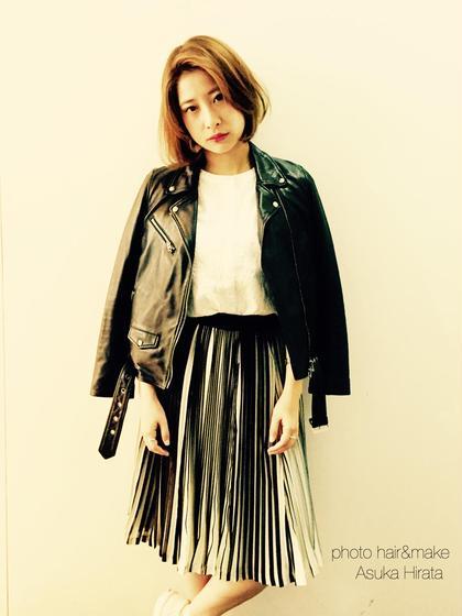 FORTE 表参道所属・stylist★平田明日香のスタイル